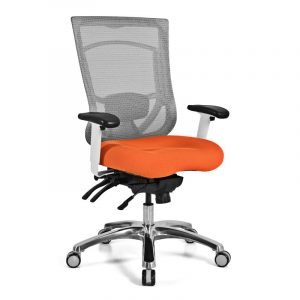8114S Cool Mesh Pro Multi-Function High Back Chair from NDI Office Furniture
