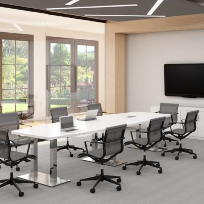 Performance Laminate Palmer House Conference Tables from NDI Office Furniture