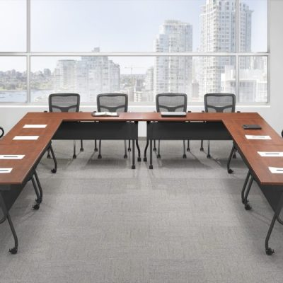 Budget Flip Top Nesting Training Room Tables from NDI Office Furniture