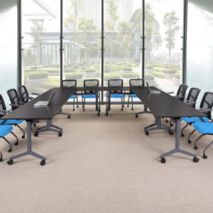 PL Flip Top Nesting Training Room Tables from NDI Office Furniture