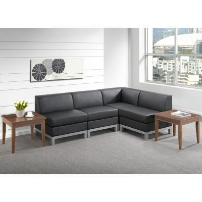 Compose Modular Reception Seating from NDI Office Furniture