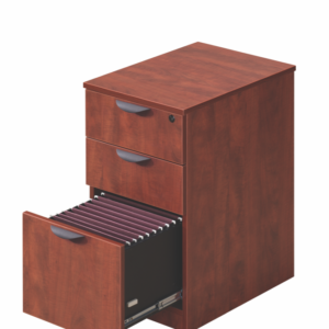 PL148 Locking Mobile Box/Box/File Laminate Pedestal