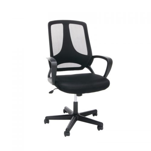 6081 Watson Swivel Mesh Task Chair with Arms from NDI Office Furniture